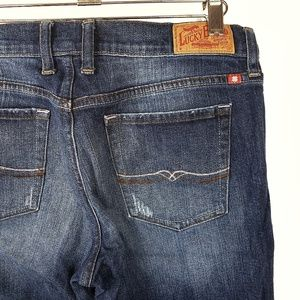 Lucky Brand | Stark Sweet N Low Blue Jeans 8/29